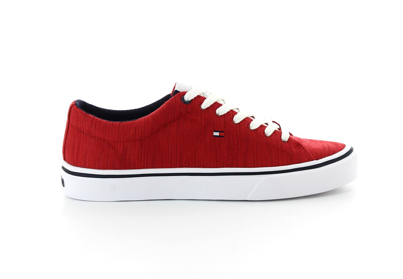 TH sneakers LIGHTWEIGHT KNIT SNE TANGO RED