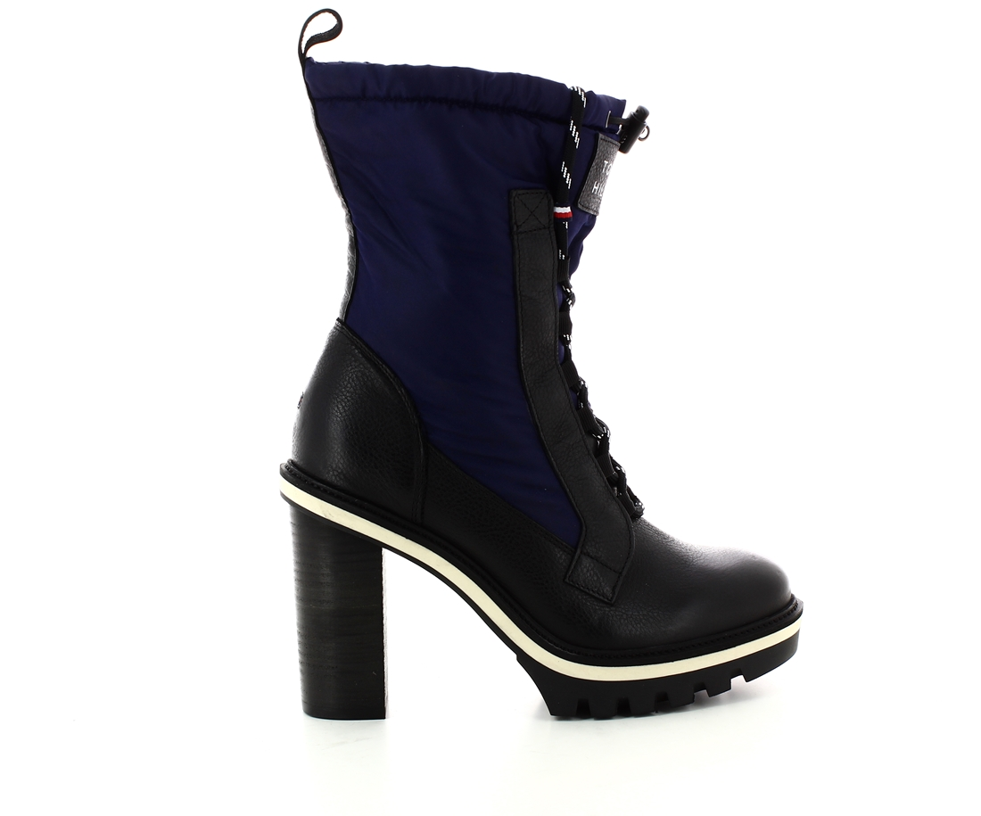 good service excellent quality 2018 shoes Tommy Hilfiger Boots Mid Boot TOMMY NAVY