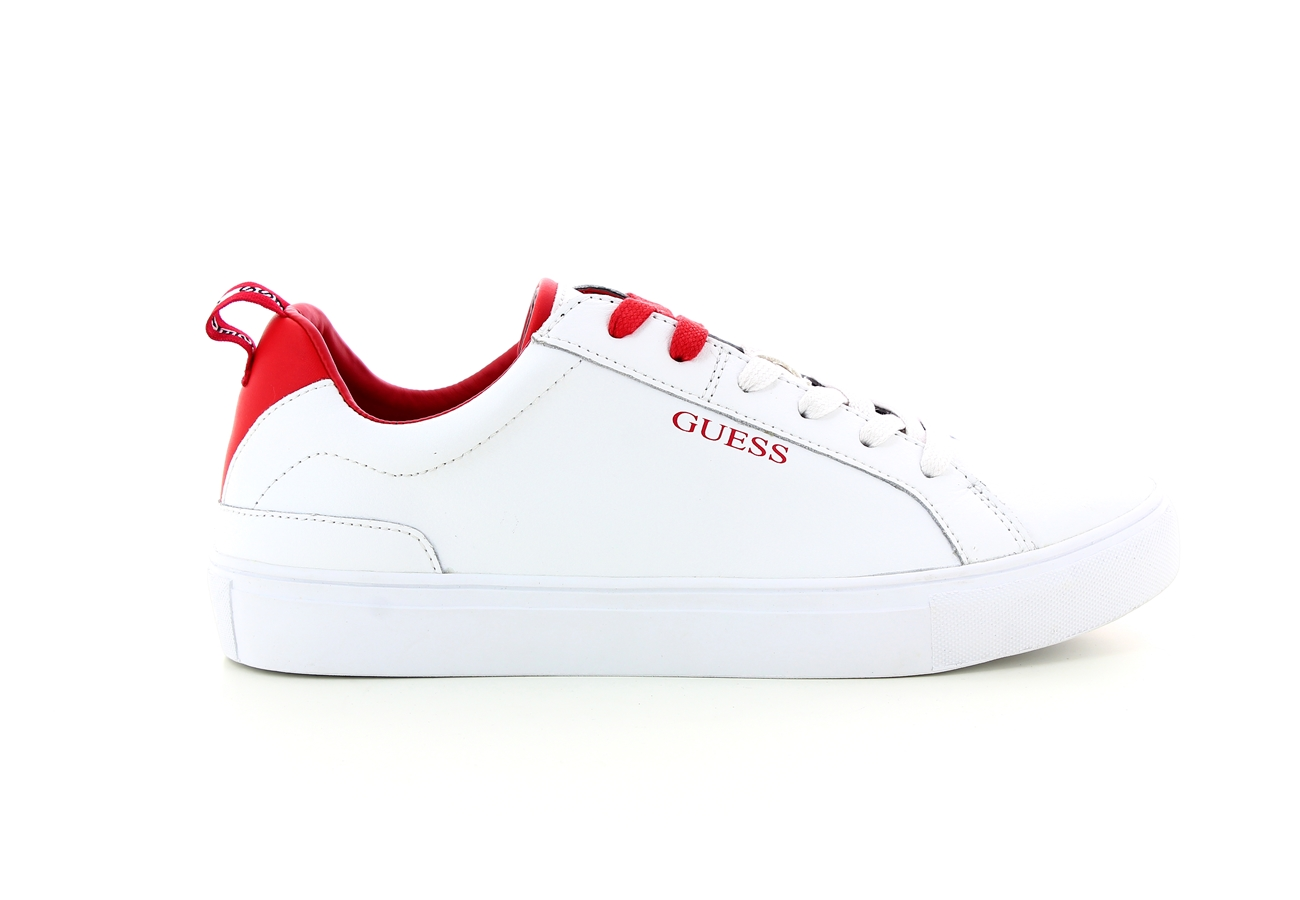 Guess m.shoes LUISS LOW H WHIRE