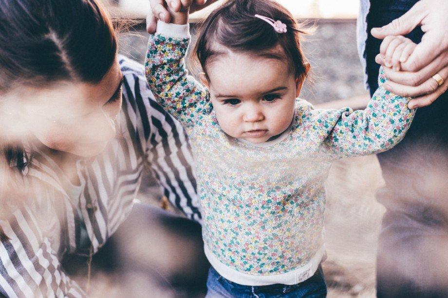 bebama trebaju prve cipele nakon što nauče hodati
