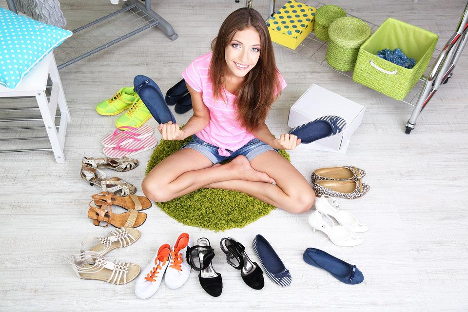 Kako odabrati samo 5 komada cipela kraj tolikog izbora? Bez brige, uz nas ništa nije nemoguće :)