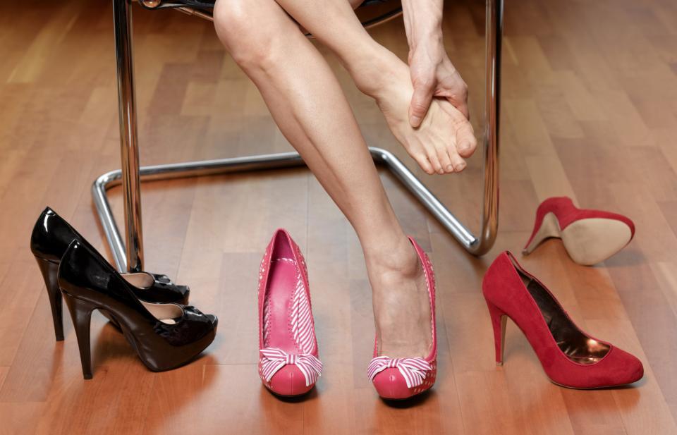 Izbjegnite bolove u stopalima pomoću par trikova :)