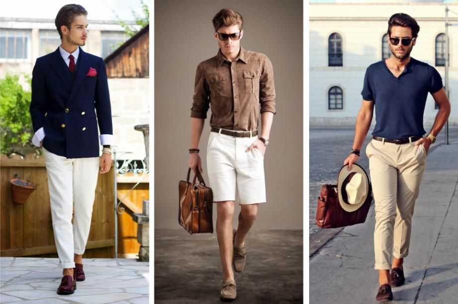 Modni savjeti za muškarce - kako nositi mokasine