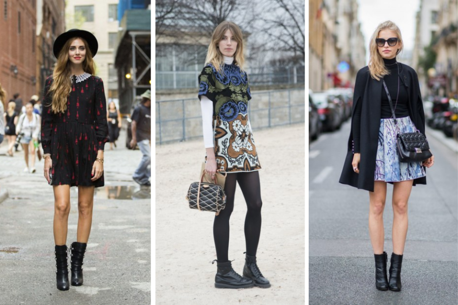 Street style: ove jeseni nose se čizmice i gležnjače