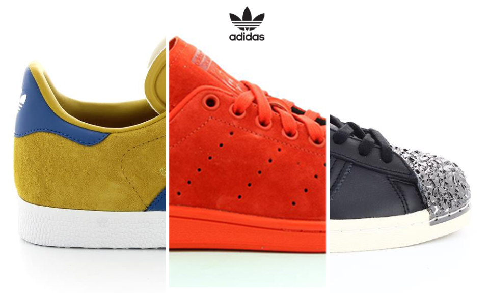 Adidas Gazelle Superstar Stan Smith