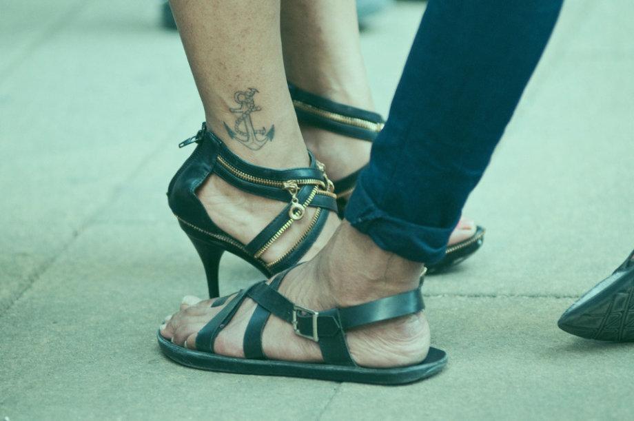 Muške sandale ponos ili predrasude