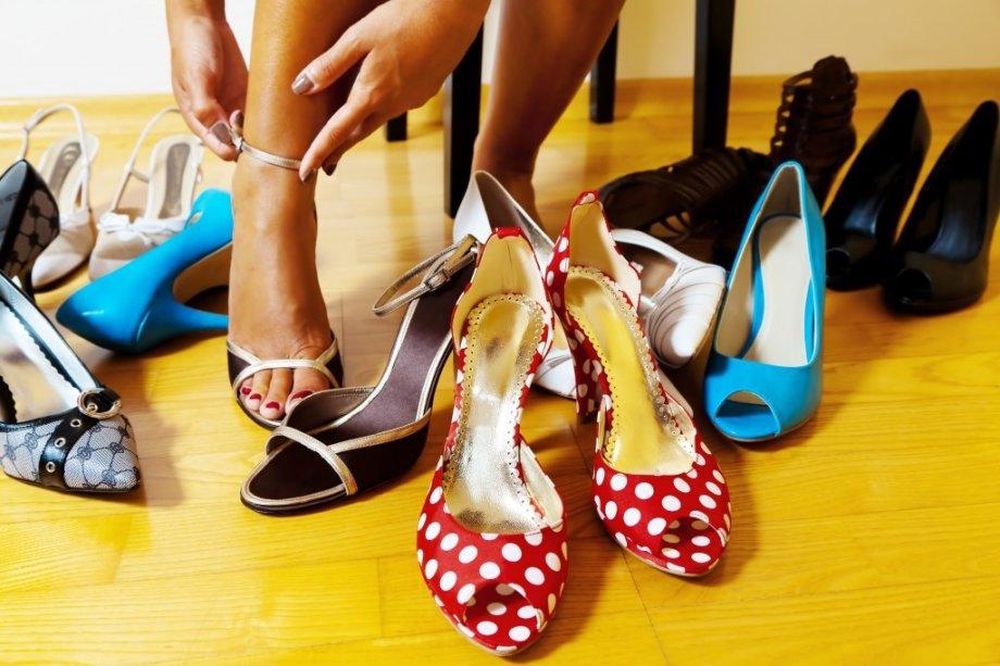 Spremite ljetne cipele u ormar!