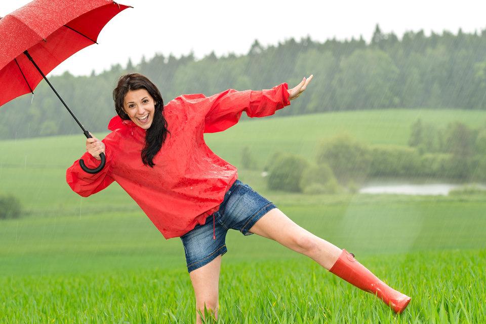 Zašto je dobro šetati se po kiši?