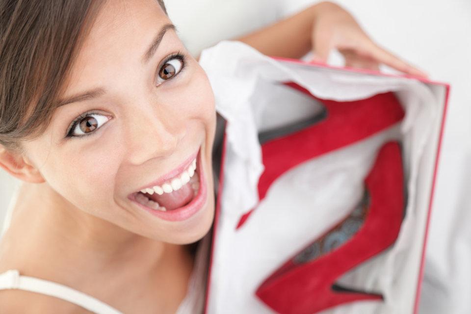 Žene su oduševljene svakim novim parom cipela