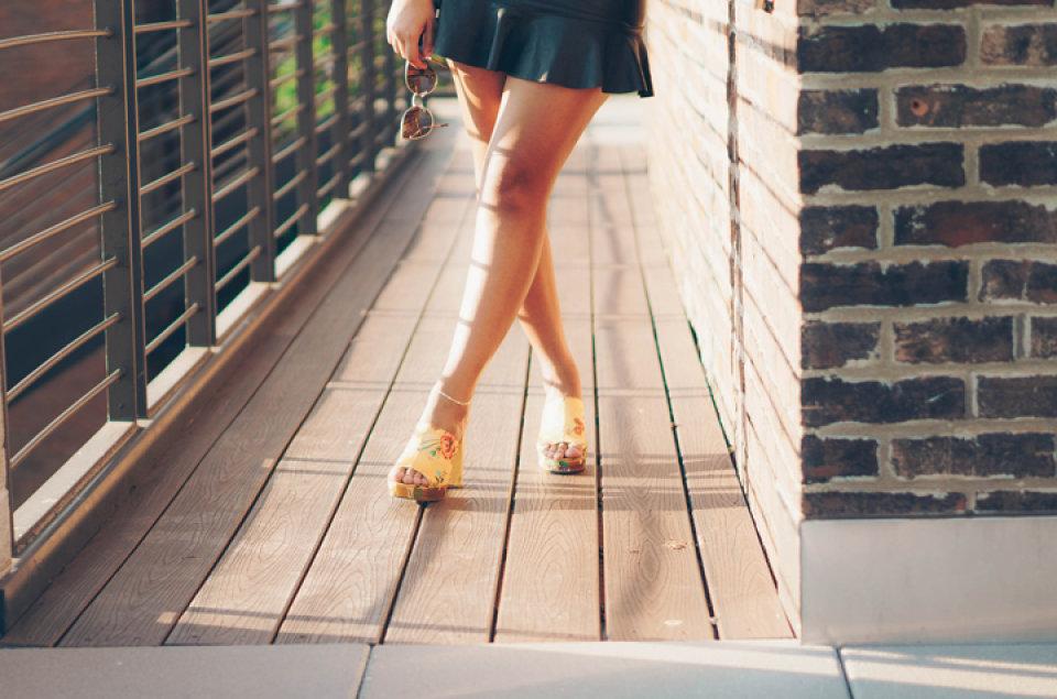 kako spriječiti znojenje nogu